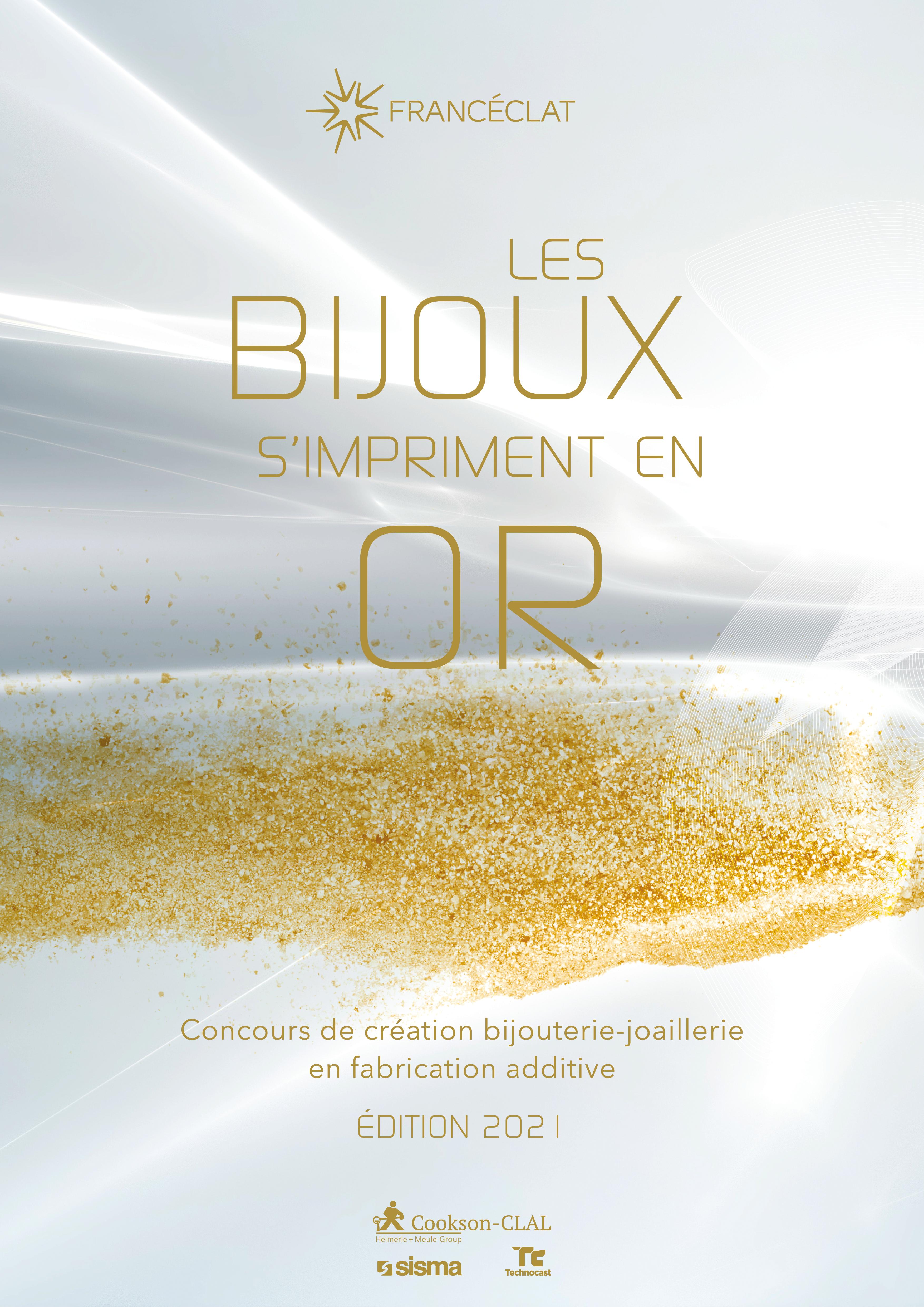 Participez au concours 'Les Bijoux s'impriment en Or'